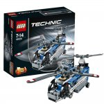 LEGO Technic 42020: Twin-Rotor Helicopter FREE Delivery in the UK on orders over £10 @ Amazon - £7.99