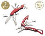 2 Piece Mini Multi-Tool Set ALDI - £5.99