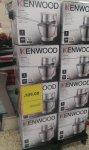 Kenwood kitchen machine £109 @ Tesco