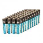Maplin 100 AA batteries half price again £14.99