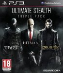 Ultimate Stealth Triple Pack (Thief, Hitman Absolution, Deus Ex Human Revolution) - PS3 / Xbox 360 - £17.90 @ boomerang (New)