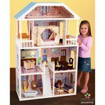 Kidkraft Savannah Dollhouse With 14 Piece Furniture £65.44 from Amazon