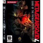 Metal gear solid 4 PS3 cex £2 instore