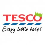 Discount stacking on mailed out vouchers for groceries at tesco online