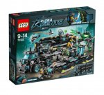 LEGO Agents 70165: Ultra Agents Mission HQ - RRP £79.99 - now £42.99 @ Amazon