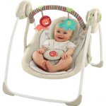 Bright starts cosy kingdom baby swing chair £54.99 with code and free delivery @ Toys R Us