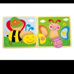 Buzzing Brains Bugs Puzzles £2.00 was £8.99 plus £2.99 delivery at KiddiCare