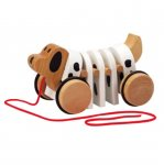 Buzzing Brains Pull Along Dog £3.00 was £9.99 plus £2.99 delivery at KiddiCare
