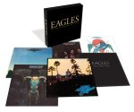The Eagles The Studio Albums 1972-1979 Box set on CD £14.00 delivered at Amazon