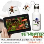 Win a FlyHunter bundle plus a Kindle Fire HDX!  @ littlestuff [Rafflecopter]