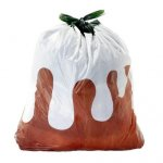 DUNELM MILL (Instore - Can Reserve Online) - Christmas Pudding Bin Bags - Now 0.99p