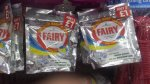 Fairy platinum all-in-one dishwasher tablets 3packs for £1 (9 tablets) @ Poundland