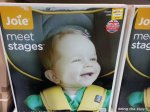 Joie stages 0+ 1 2 car seat down to £49.99 instore @ Smyths