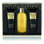 One For The Kids To Buy For Dad Baylis & Harding Black Pepper & Ginseng 3 Piece Gift Set £6 down from £12 @ Amazon  (free delivery £10 spend/prime)