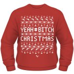 Breaking Bad Sweatshirt - Yeah Bitch -(Limited to 300) £9.99 delivered @ Zavvi