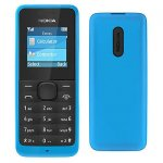 Nokia 105 Mobile Phone - Cyan Blue/Black - Unlocked - Open Box  £9.97 at Currys Ebay