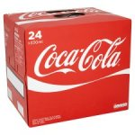 Coca-cola 24 pack £5 @ Co-op