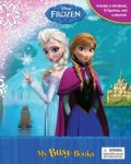 frozen my busy book, £3.99 @ home bargains