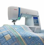 Win A Janome Atelier 5 Sewing Machine Worth £999 @ Sewmag