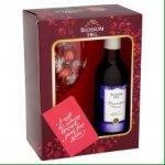 Blossom Hill Merlot, Glass & Truffles Gift £3.50 was £5 @ Tesco in store.