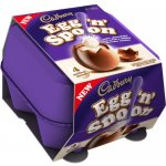 4 x 4 packs Cadbury Egg n Spoon Vanilla amazon warehouse deal - £4.96 (Free delivery with prime/£10 spend)