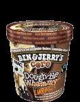 Ben and Jerrys Dough-ble Impact Core Ice Cream 500ml - £1.25 @ Tesco