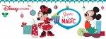 Disney store Christmas sale instore / online