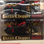 Sons of Anchovy? Pizza Chopper motorbike pizza cutter £6.66 instore Sainsburys (was £10)