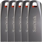 SanDisk 8GB Cruzer Force USB Flash Drive - FIVE PACK - £16.49 Gizzmoheaven