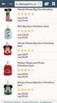 disney store stockings - £8.99 (Plus £4.99 P&P)