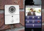 WIRELESS WIFI DOOR BELL CAMERA INTERCOM DOORBELL WITH SMARTPHONE CONTROL £159.99 @  globeteck/ ebay