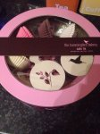 Hummingbird Bakery cake tin/stand/stencil and cupcake cases £3.60 in store at Sainsburys
