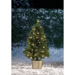 Xmas pre lit topirary tree was £20 reduced to £7 asda instore and online