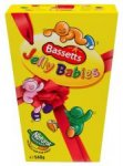 Buy 2 for £4.00 boxes of sweets  @ Morrisons - Jelly babies / Allsorts / celebrations