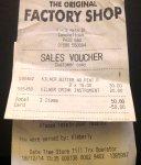 Kilner Beer making starter kit £20 @ The Original Factory Shop instore