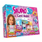 John Adams Studio 3D Card Maker @ Amazon 50% off now £9.99