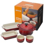 Win A Le Creuset Cookware Set @ Shloer