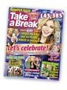 Win with Take a Break - Prizes Totalling £43,385 - Issue 52/53