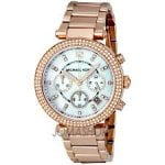 Original MK5491 Ladies Michael Kors Chronograph Bracelet Watch £139.18 - Sold by Blue Shop and Fulfilled by Amazon