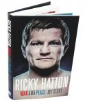 Ricky Hatton War and Peace - My Story £1 @ Poundworld
