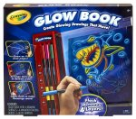 Crayola Colour explosion glow book £9.04 @ Amazon (free delivery £10 spend/prime)