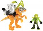 Fisher-Price Imaginext Raptor £6.99 at Amazon (free delivery £10 spend/prime)