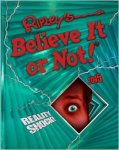 Ripleys Believe it or Not 2015 delivered