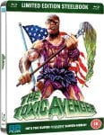 The Toxic Avenger - Limited Edition Steelbook Blu-ray - £7.99 @ Zavvi