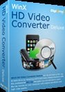 WinX HD Video Converter Deluxe 2014 Xmas Giveaway - 100% OFF