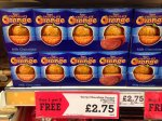 Terry's Chocolate Orange Buy one get two free £2.75 @ Morrisons