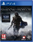 Middle-Earth: Shadow Of Mordor PS4 £22 @ CEX
