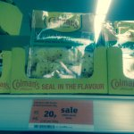 Coleman's seal in flavour 20p @ Sainsbury's