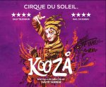 Win 1 of 5 pairs of tickets to see Kooza @ London Evening Standard