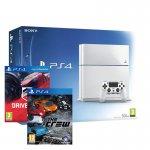 White PS4 Console + Driveclub + The Crew Bundle £324.99 @ ShopTo/eBay